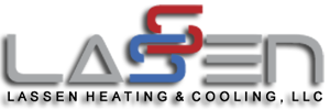 Lassen Heating & Cooling Logo