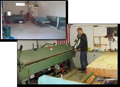 Lassen Heating Amp Cooling Sheet Metal Fabrication And